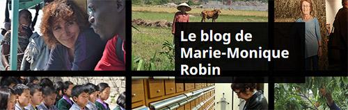 Le blog de Marie-Monique Robin